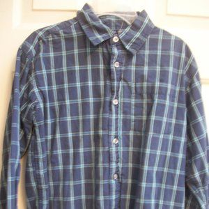 Gap Lined Shirt Boy Size Small